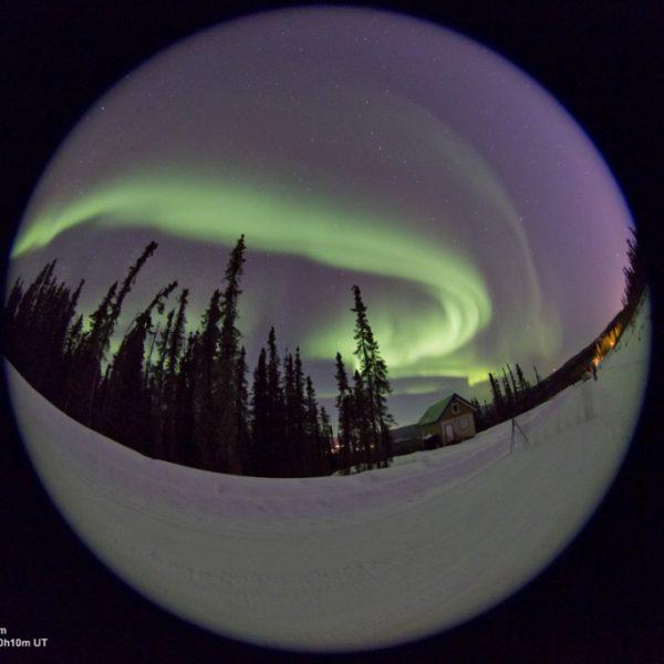 Aurora Boreal - Alaska